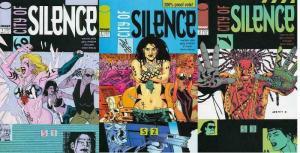 CITY OF SILENCE (2000 IMAGE) 1b,2-3 WARREN ELLIS  compl
