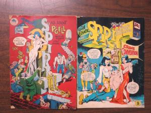 Will Eisner's the Spirit- World's Greatest Crimefighter All
