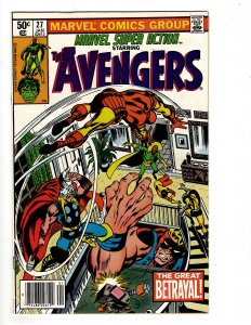 Marvel Super Action #27 (1981) YY11
