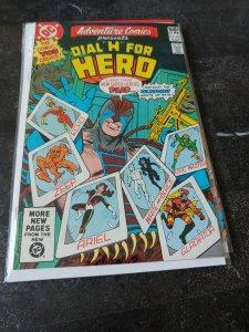 Adventure Comics #483 (1981)