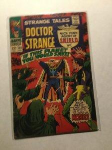 Strange Tales 160 Good/ Very Good Gd/Vg 3.0 Marvel