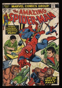 Amazing Spider-Man #140  Marvel Comics Spiderman