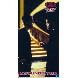 1997 Skybox BATMAN AND ROBIN MOVIE Widevision SOUNDBITE #40