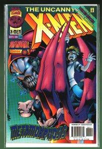 The Uncanny X-Men #336 (1996)