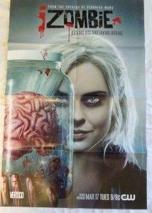 I ZOMBIE Promo Poster , 22 x 34, 2015, VERTIGO,  Unused more in our store 041