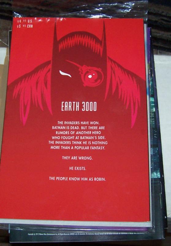 Robin 3000 #2 (1992, DC) graphic novel