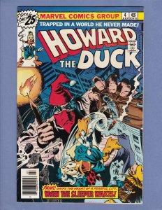 Howard The Duck #4 NM- Marvel 1976