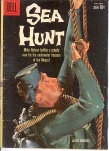 SEA HUNT 6 GOOD July-Sept. 1960 COMICS BOOK