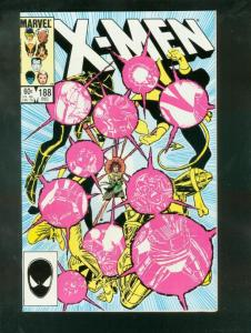 X-MEN #188 1984-MARVEL-HIGH GRADE VF/NM