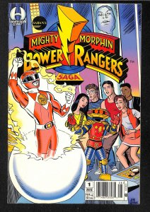 Mighty Morphin Power Rangers #1 FN 6.0
