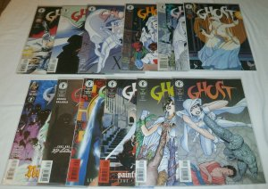 Ghost (vol. 1, 1995) #1,7,9,17,18,22,23,29,33, Special #1 ++ (set of 12)
