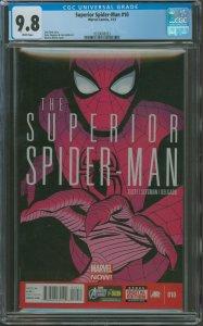 Surperior Spider-Man #10 CGC Graded 9.8