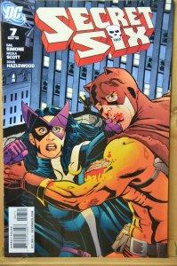 Secret Six #7 (2009) Gail Simone !