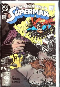 Adventures of Superman #445 (1988)