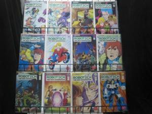 ROBOTECH NEW GENERATION 1-25 Byers, Dorman, Herman