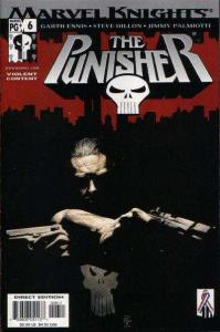 Punisher (2001 series) #6, NM + (Stock photo)