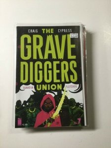 The Gravediggers Union #2 (2018) HPA