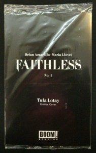 BOOM! Studios Faithless #1 Tula Lotay Erotica Variant Cover B w/ Polybag NM