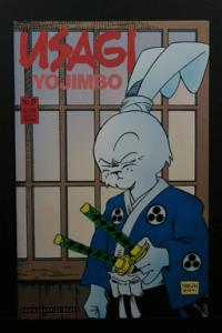 Usagi Yojimbo #29 Fantagraphics July 1991