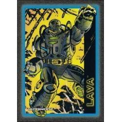 1993 Skybox Ultraverse: Series 1 LAVA #18