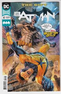 BATMAN (2016 DC) #47 NM- A48493