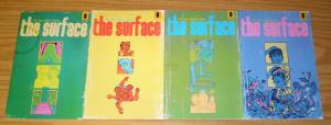 the Surface #1-4 VF/NM complete series - ales kot - science fiction image comics