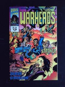 Warheads (UK) #10 (1993)