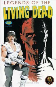 Legends of the Living Dead #1 FN; FantaCo | save on shipping - details inside