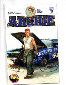 Archie Comics Archie #1 (2015) M & M Comic Service 2nd Variant by Dave Dorman