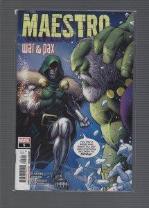 Maestro: War & Pax #5