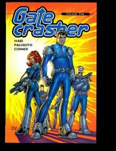 Gatecrasher Vol. # 1 Image Comic Book TPB Graphic Novel Waid Palmiotti J401