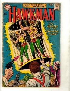 Hawkman # 3 VG DC Silver Age Comic Book Justice League Batman Superman Flash GK1