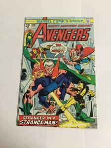 Avengers 138 Nm Near Mint Marvel