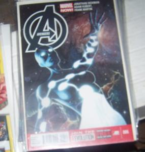 avengers # 6 2013 marvel now captain universe hickman