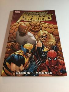 The New Avengers Vol 1 Tpb Nm Near Mint Bendis Immonen