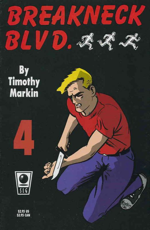 Breakneck Blvd. (Slave Labor) #4 FN Slave Labor - save on shipping - details ins