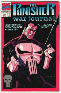 Punisher War Journal #34 (Marvel, 1991) VF-
