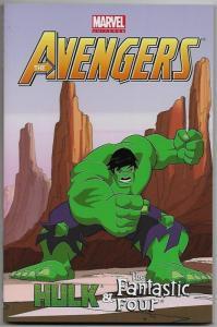 Marvel Avengers Hulk & Fantastic Four TPB Digest - New!