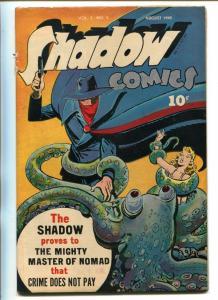 SHADOW VOL 5 #5-1945-STREET & SMITH-NICK CARTER-fn