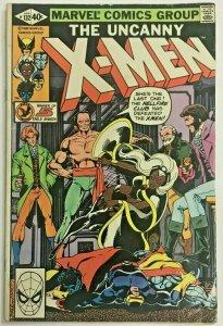 UNCANNY X-MEN#132 FN 1980 MARVEL BRONZE AGE COMICS