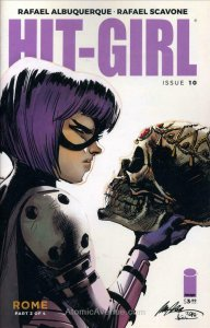 Hit-Girl (2nd Series) #10A VF/NM; Image | save on shipping - details inside