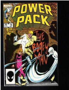Power Pack #14 (Marvel, 1985)