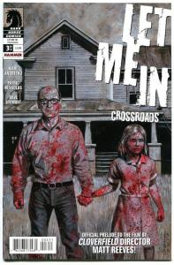 LET ME IN #1 2 3 4, NM, Child Vampire with Man servant,2010,more HORROR in store