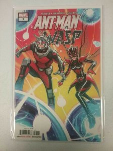 ANT-MAN AND THE WASP #1 MARVEL COMICS 2018 NW146