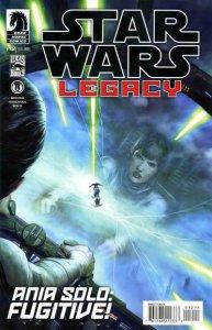 STAR WARS: LEGACY #12