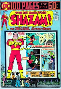 SHAZAM(vol. 1) # 13 The Original 100PG Spectacular