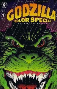 Godzilla Color Special #1 VF/NM; Dark Horse | save on shipping - details inside