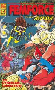 Femforce Special: Rayda the Cyberian Connection #1 VF; AC | save on shipping - d