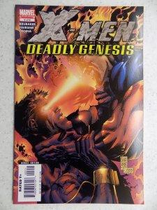X-MEN DEADLY GENESIS # 2