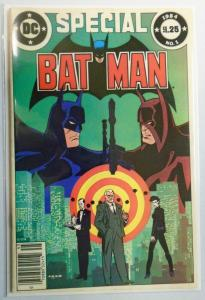 Batman Special #1 Foxing 5.5 (1984)